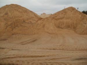 Песок цена за 1 м3