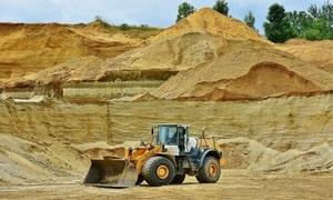Свойства и применение строительного песка.